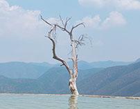 Hierve el agua / Oaxaca