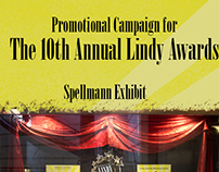 Promotional Campaign: 2015 Lindy Awards