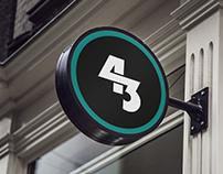 Théâtre 43 | Branding