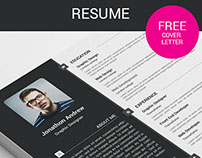 Resume/Cv Free Download Cover Letter