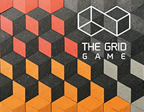 The Grid Game - A designers boardgame
