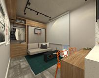 Atelier Residencial - Pós em Arquitetura de Interiores
