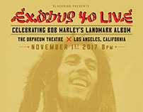 Exodus 40 Live Artwork
