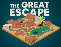 The Great Escape - AR Board Game