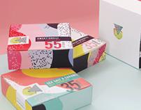 STUDENT WORK | DV Artisan Chocolate Rebranding