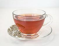 Tea cup photography