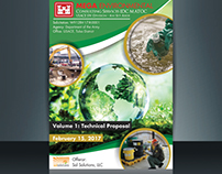 Brochure for an Enviromental Event