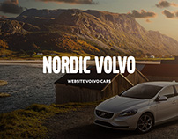 Nordic Volvo - Website