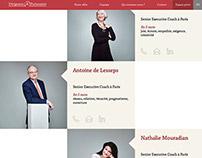 Dirigeants & Partenaires - portraits (2014)