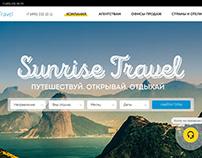 Sunrise Travel - Online Booking System
