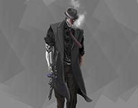Sci-Fi Gangster
