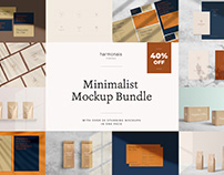 Mockup Bundle - Minimalist No.1