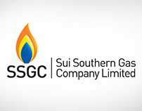 SSGC Logo Redesign and Corporate Guidelines