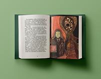 Ilustrace pro knihu Dům o tisíci patrech