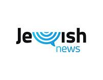Jewish news branding