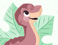 Littlefoot (from The Land Before Time)