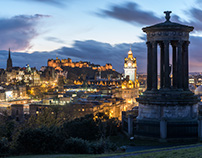 Night on Earth: Edinburgh/Glasgow