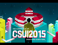 The Chronicles of CSUI 2015