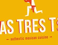 Las Tres T's Logo