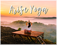 Arise Yoga Studio Website