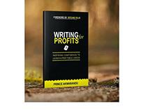 Writing for Profits Book cover design