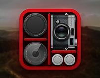 CameraBag app icon