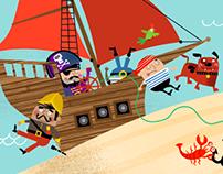Book: Pirates