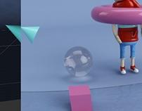 Aníbal · Mini Animación 3D