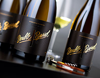 Double Barrel Chardonnay by the Labelmaker