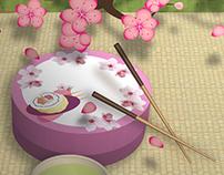 Hanami 3D
