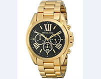 Michael Kors Womens Watches - A Trendy Twist On Classic