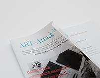 [ART-Attack 2.0] Graphic Design Portfolio