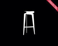 - Ellen - bar stool