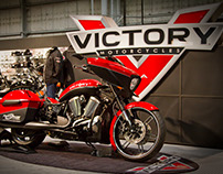 Victory Motorcycles Logo Redesign