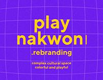 PLAY NAKWON : 낙원상가Rebranding