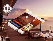 My Restaurant App Design
