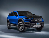 Ford Mustang Mach-e Raptor