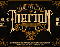 Therion Typeface