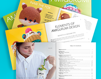 Photos & Layout for Amigurumi the Book