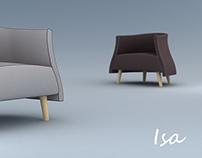 ISA / armchair
