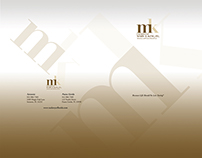 Mary King Law Offices - Presentation Folders