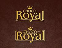 Choco royal - logo design
