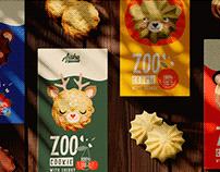 Ajaka Cookies & Chocolate - REBRAND & DEVELOPMENT