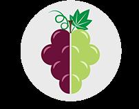 Alberto Loi Winery's Website Icon Set