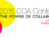 COA Conference 2016 - Live Event Promotional Trailer