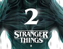 Stranger Thing season 2 poster