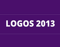Some Logo Projects 2013