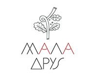 mala drys label