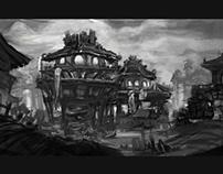 Environment design Sorcery