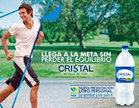 Propuesta Running Agua Cristal